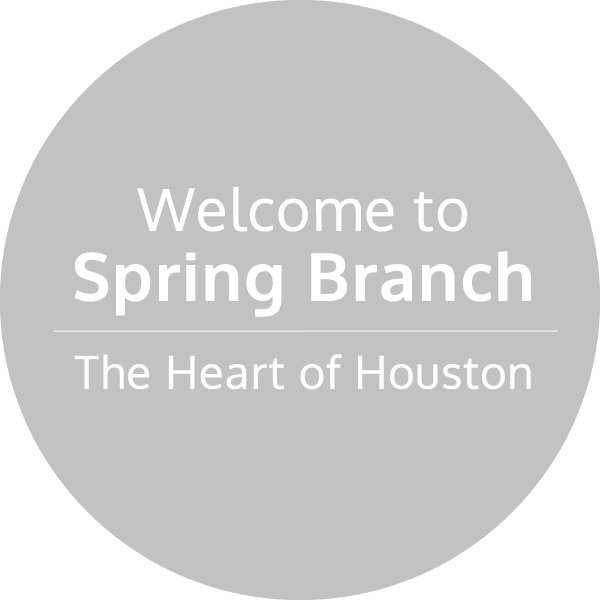 Houston to Spring Branch Movers - Welcome to Spring Branch gray circle