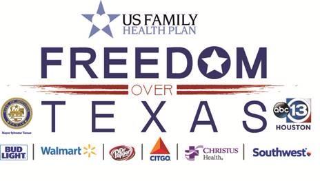 freedom over texas