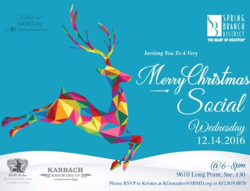 You are invited: Merry Christmas Social, Dec. 14