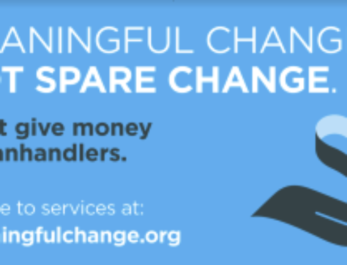 City of Houston Rolls Out Meaningful Change Campaign to Combat Homelessness, Panhandling