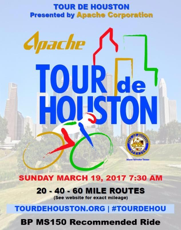 Tour de Houston @ Herman Square | Houston | Texas | United States
