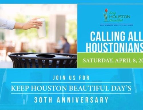 Keep Houston Beautiful, April 8