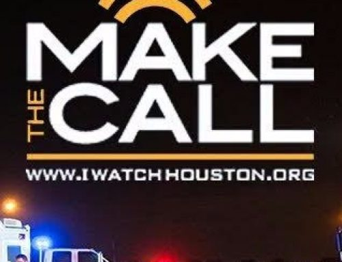 Reporting Suspicious Activity Helps Keep Houston Safe