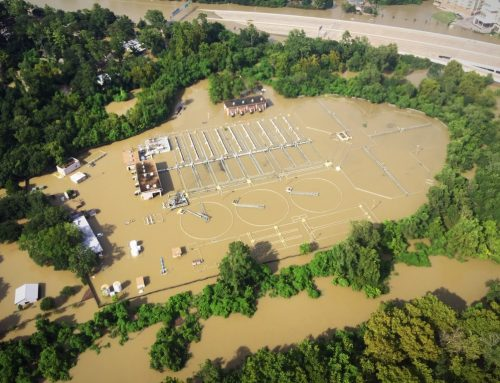 Wastewater Treatment Plants Have Been Flooded