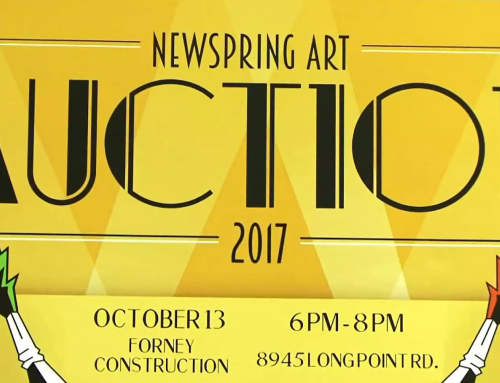 Video of the SBMD Newspring ART AUCTION 2017