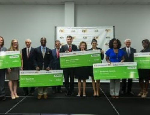 2018 HCC Newspring Business Plan Competition