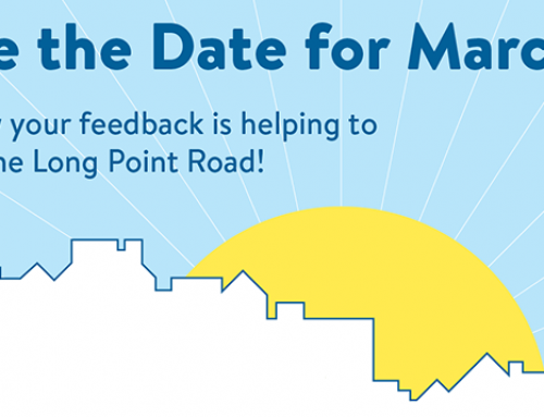 See how your feedback is helping to reimagine Long Point Road