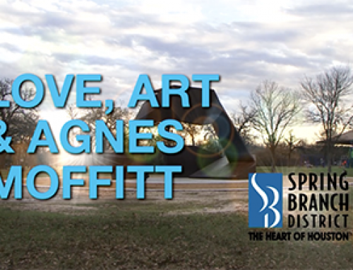 Video: SBMD Love, Art & Agnes Moffitt Park