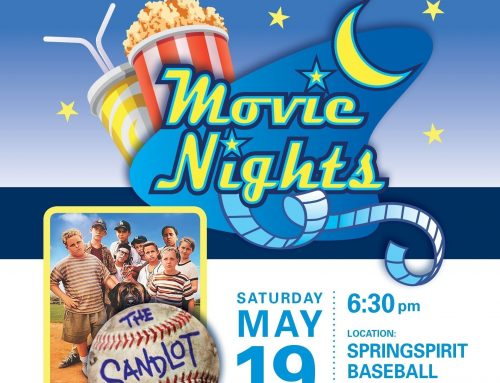 Battle of the Branch Movie Night, May 19