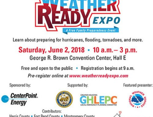 Extreme Weather Ready Expo, June 2