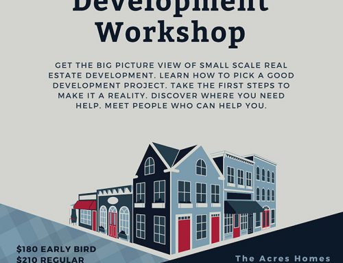 Save the Date: Incremental Development Alliance Mixer, June 13