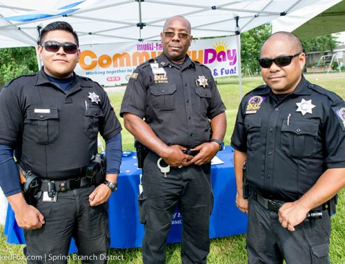 Spring Branch Management District Innovates Law Enforcement In Community