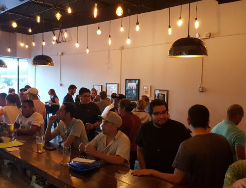 'Ride On In' for a Drink at Cobble & Spoke in Spring Branch