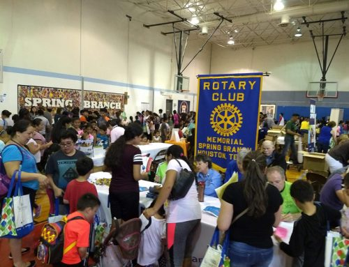 Spring Branch Health Fair Reaches Thousands