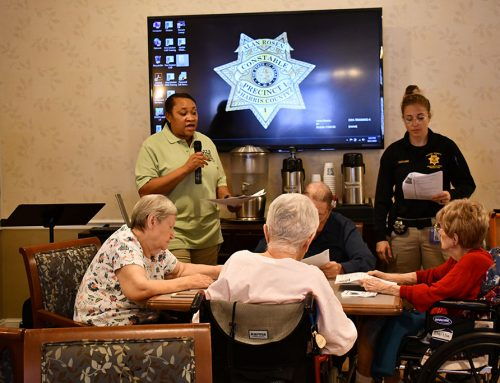 R.A.D. for Seniors: Free Crime Prevention Course Open to Harris County's Older Residents