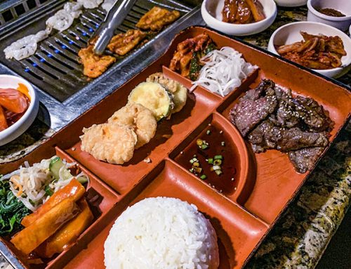 Fire Up The Grill and Chill at Korea Garden