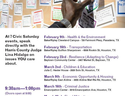 Talking Transition: Harris County – Make your voice heard!