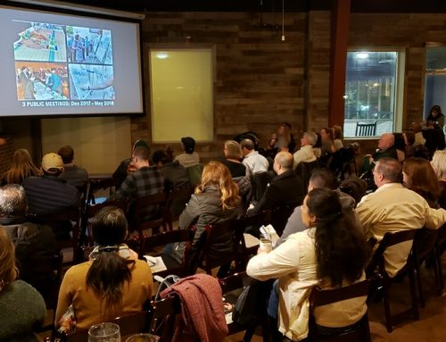 Community Attends Public Meeting on '7 Projects to Follow' in the Spring Branch District