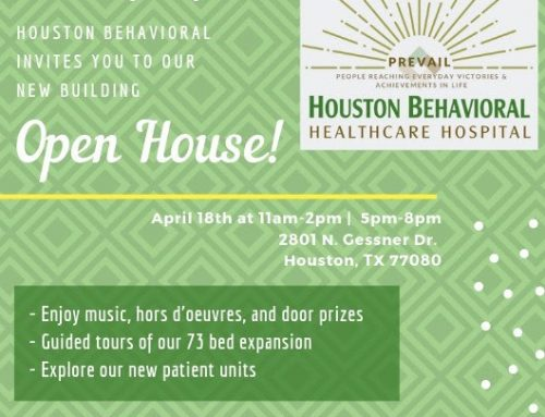 Houston Behavioral Healthcare Hospital is Expanding