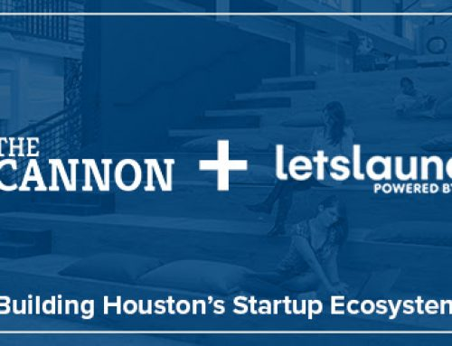 The Cannon and LetsLaunch Live Fundraising Opportunity