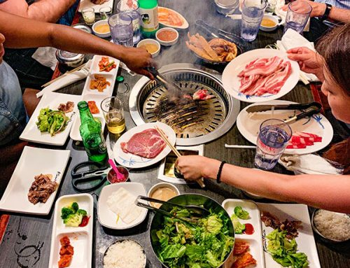Grilling and Soju: The Korea House Experience