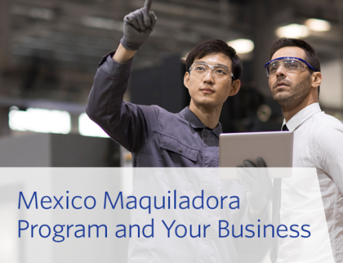 Invitation to Maquiladora Luncheon/Forum, Aug. 8