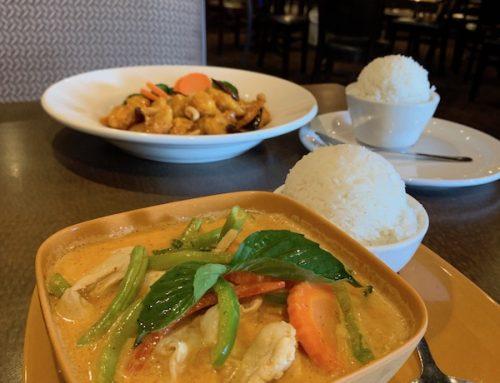 Thai Food Excellence at Thai Jin Restaurant