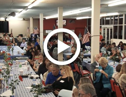 Video: Public Safety Town Hall & Community BBQ