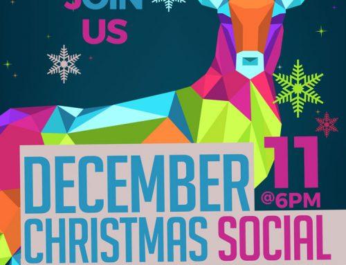 Christmas Social, Dec. 11