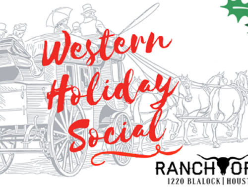 Ranch Office: Western Holiday Social, Dec. 12