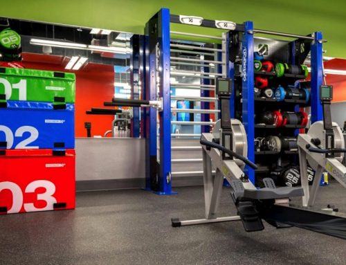 Lift Weights and Your Mood at Blink Fitness