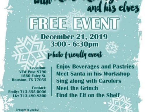 2nd Annual Mingle with Kris Kringle and his Elves