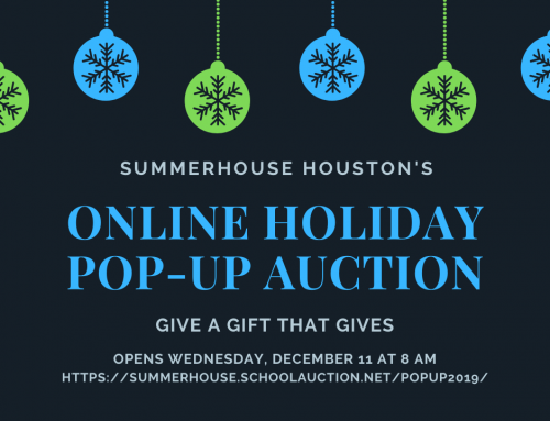 Summerhouse: Online Holiday Auction, Dec. 11-12