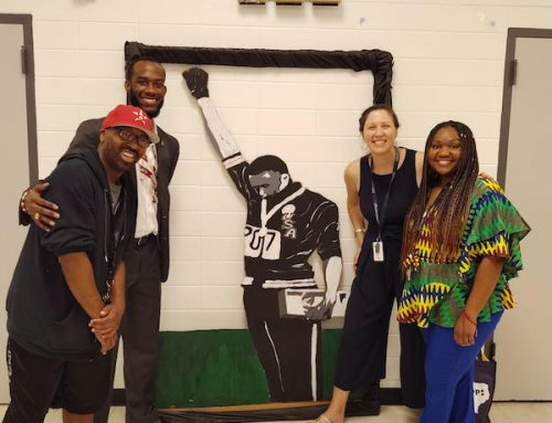 Black History Month Evening Celebration at KIPP Courage Featured Speaker Panel and Musical Performances
