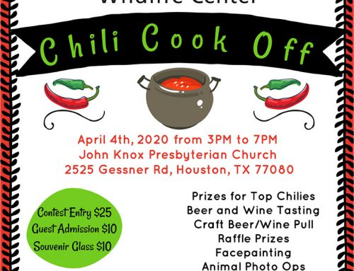 TWRC Wildlife Center: Chili Cook Off