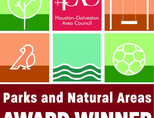 Spring Brach District Receives H-GAC Parks and Natural Areas Award