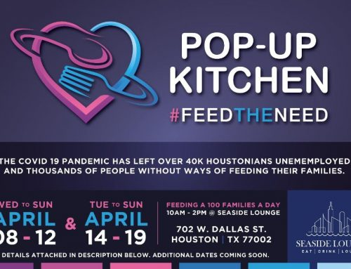 Pop-Up Kitchen for Houstonians During Covid-19