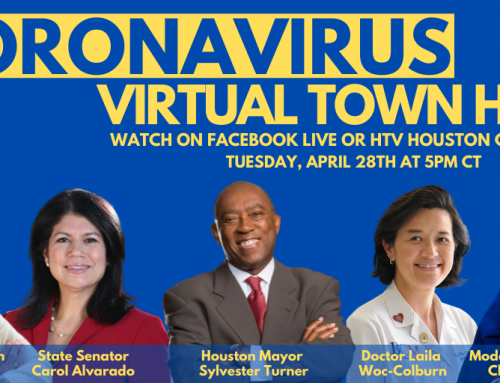 Coronavirus Virtual Town Hall Meeting