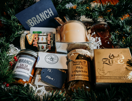 "New holiday gift boxes go hyper-local ""With Love From Spring Branch"""