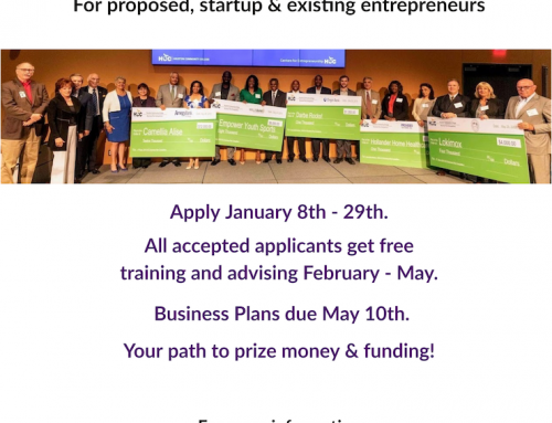 HCC Business Plan Competition Deadline Coming Up, Jan. 29