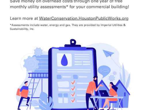 Houston Public Works Launches Smart Utility Check-Up Program