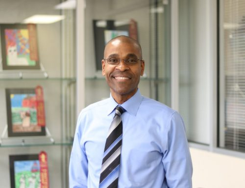Black History Month profile: Spring Branch ISD's Bryan Williams looks to history, including his own