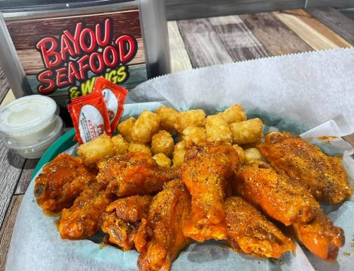 Restaurant owner returns to Spring Branch with spicy seafood and wings