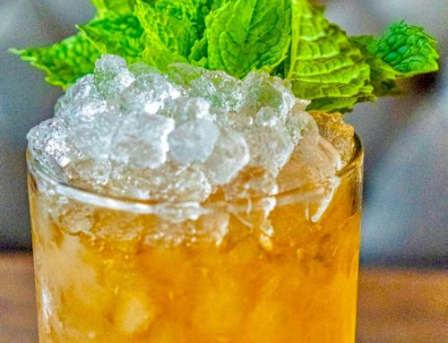Mint juleps! A mobile bar gets to roll through Spring Branch
