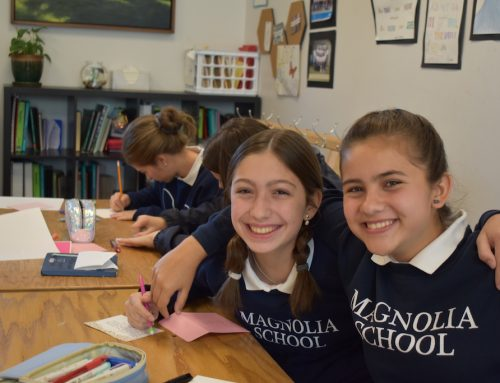 Spring Branch's prized schools include Magnolia School for girls