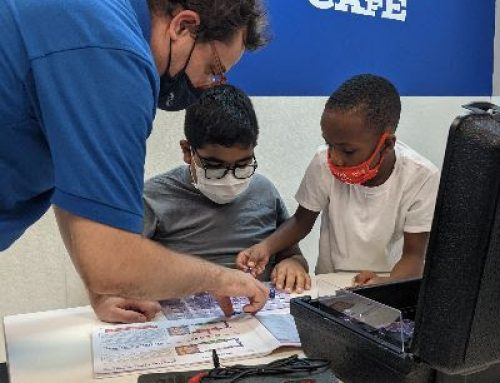 Booking It: Expanding Literacy Initiatives